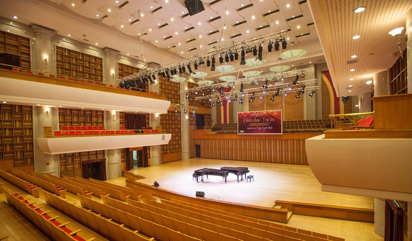 Học viện Âm nhạc Quốc Gia Viêt Nam